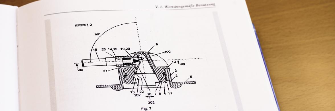 klageverfahren verletzungsrechtsstreit im patentrecht. Black Bedroom Furniture Sets. Home Design Ideas